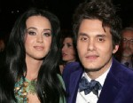 PHOTO: Katy Perry and John Mayer attend the 55th Annual Grammy Awards, Feb. 10, 2013 in Los Angeles.