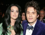 PHOTO: Katy Perry and John Mayer attend the 55th Annual Grammy Awards at the Staples Center, Feb. 10, 2013 in Los Angeles, Calif.