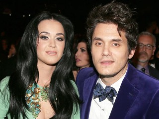 Katy Perry and Mayer Split ... Again