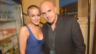 PHOTO: Country music artist Kellie Pickler and Kyle Jacobs attend the 6th Annual ACM Honors at Ryman Auditorium, Sept. 24, 2012 in Nashville, Tennessee.