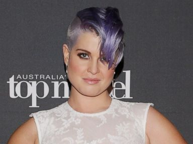 PHOTO: Kelly Osbourne poses for the announcement that shell be Australias Next Top Model guest judge at the film set in Surry Hills on Oct. 13, 2014 in Sydney, Australia.