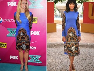 Photos: Fashion Faceoff: Britney vs. Kerry Washington