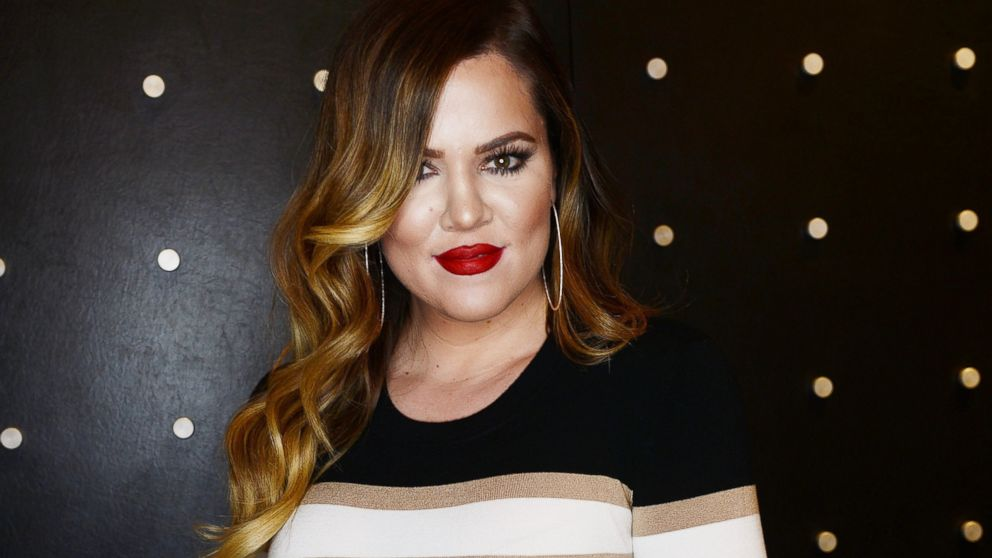 PHOTO: Khloe Kardashian poses for a photo at Kardashian Khaos in the Mirage Hotel and Casino on Jan. 25, 2014 in Las Vegas, Nevada.