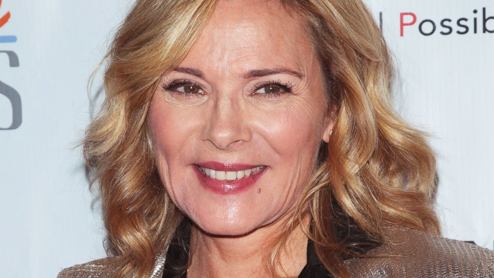 PHOTO Actress Kim Cattrall Kim Cattrall