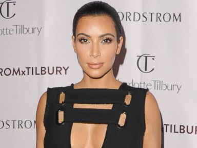 PHOTO: Kim Kardashian arrives at Charlotte Tilburys Makeup Your Destiny Beauty Festival At Nordstrom at the Grove on Oct. 9, 2014 in Los Angeles, Calif.