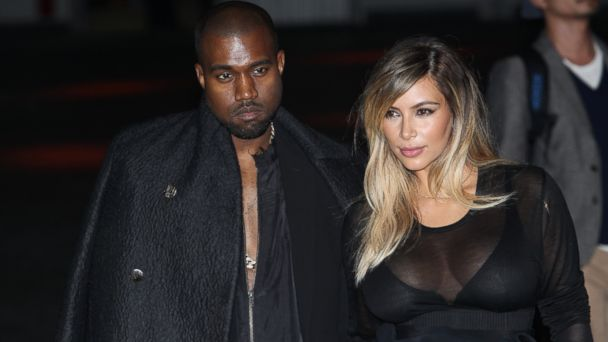 gty kim kanye kb 131018 16x9 608 Kanye West Opens Up About Kim Kardashian Proposal, Possible Fighter Jets at Wedding