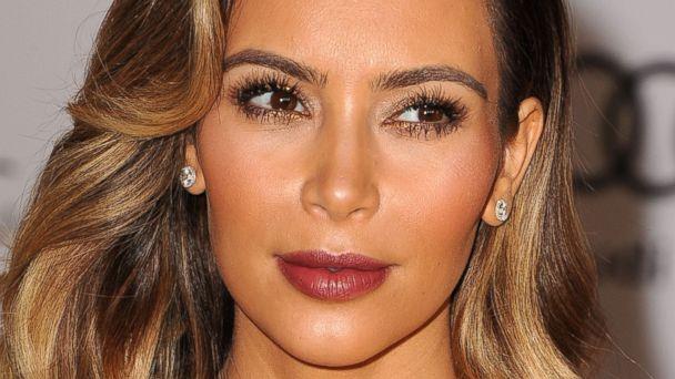 kim kardashian earring