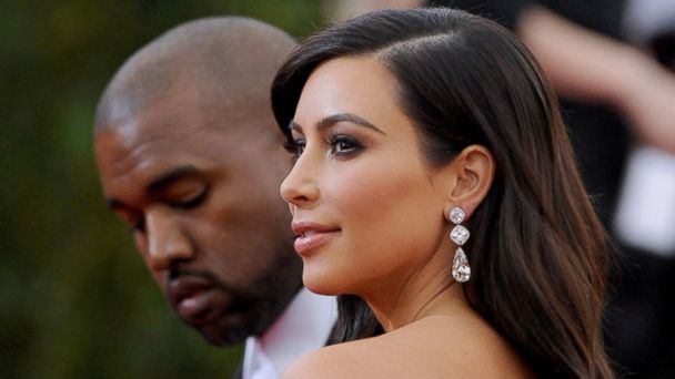 PHOTO: Kim Kardashian and Kanye West attend the Charles James: Beyond Fashion Costume Institute Gala at the Metropolitan Museum of Art on May 5, 2014 in New York City.
