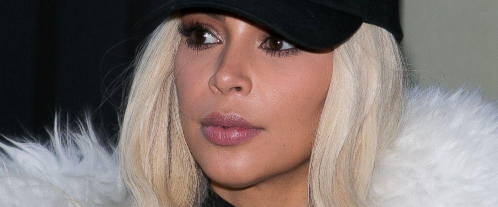 PHOTO: Kim Kardashian West is seen in New York City on Feb. 14, 2016.