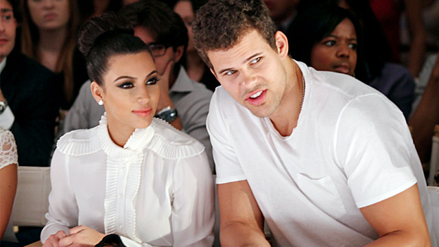 PHOTO: Kim Kardashian and Kris Humphries