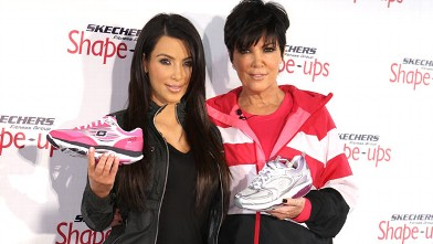 gty kim kardashian skechers nt 111227 wb The Five Worst Fashion Trends of the Year