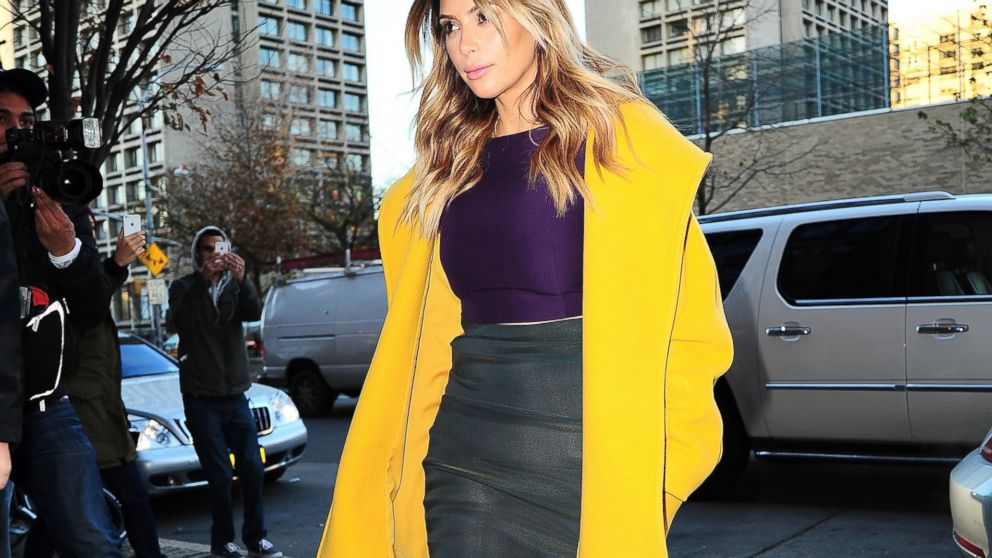 PHOTO: Kim Kardashian is seen in Soho, Nov. 20, 2013 in New York City.