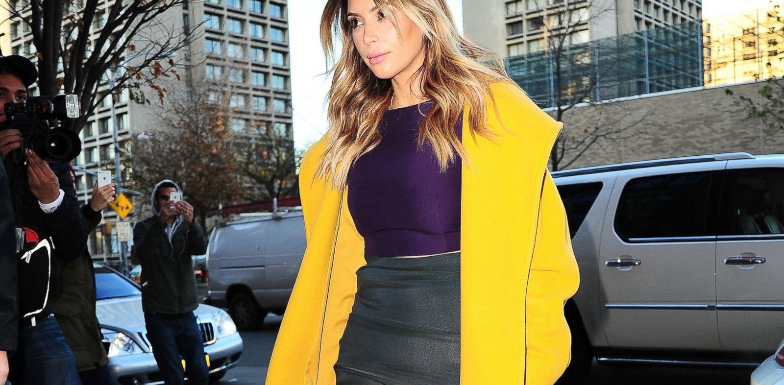 PHOTO: Kim Kardashian is seen in Soho, Nov. 20, 2013 in New York City.