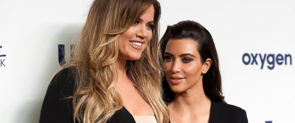PHOTO: Khloe and Kim Kardashian attend an event at The Jacob K. Javits Convention Center on May 15, 2014 in New York City.