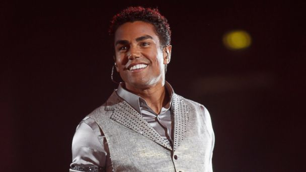 PHOTO: TJ Jackson performs at  Michael Forever Tribute Concert at Millennium Stadium on October 8, 2011 in Cardiff, Wales.