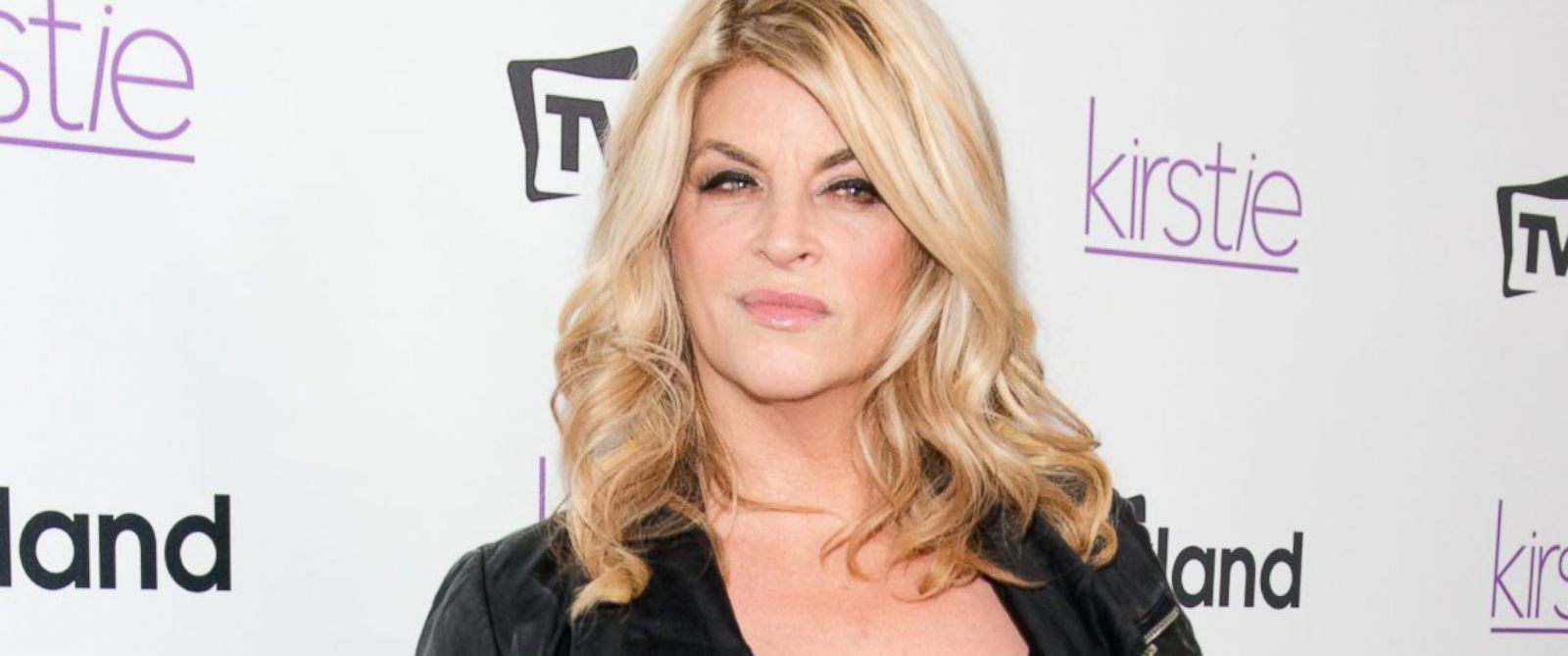 "PHOTO: Actress Kirstie Alley attends the ""Kirstie"" series premiere party at Harlow, Dec. 3, 2013 in New York City."
