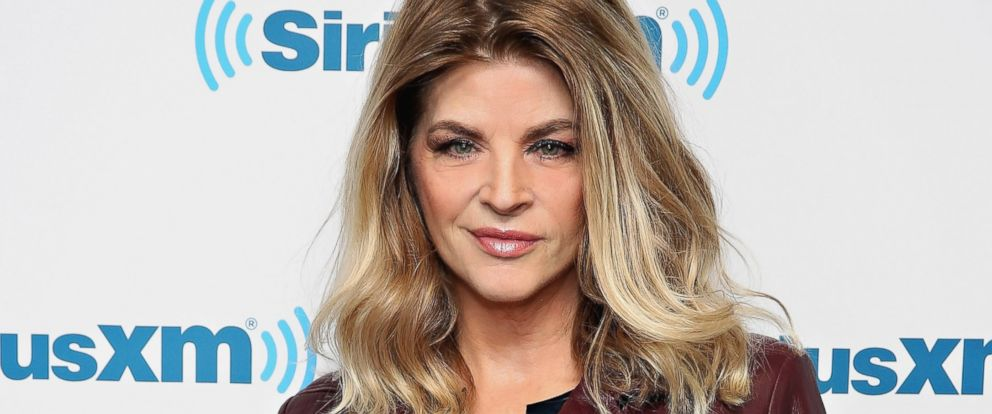 PHOTO: Kirstie Alley visits the SiriusXM Studios on Jan. 6, 2016 in New York.