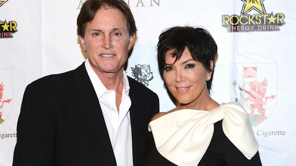 PHOTO: Bruce Jenner and Kris Jenner arrive at the Brent Shapiro Foundation: The Summer Spectacular on September 15, 2012 in Beverly Hills, Calif.