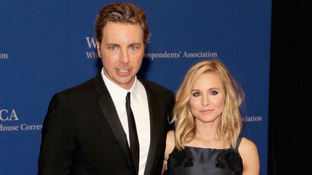 PHOTO: Dax Shepard and Kristen Bell attend the White House Correspondents Association Dinner on May 3, 2014 in Washington, DC.