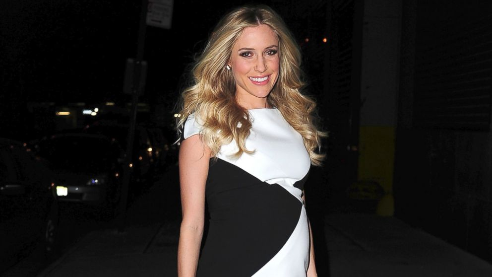 PHOTO: Kristin Cavallari is seen in Soho on March 18, 2014 in New York City.
