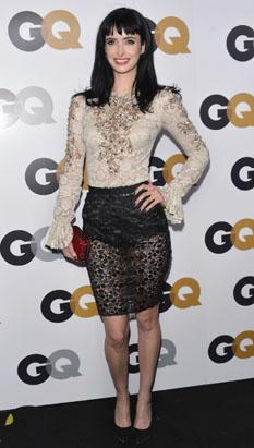 Krysten Ritter Wows in Sheer