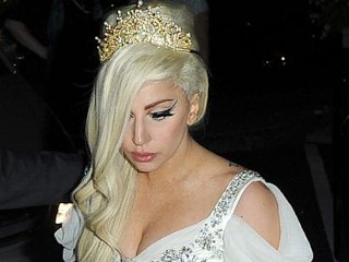Photos: Lady Gaga: 'Princess' for the Night