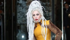 Lady Gaga's Crazy New 'Do