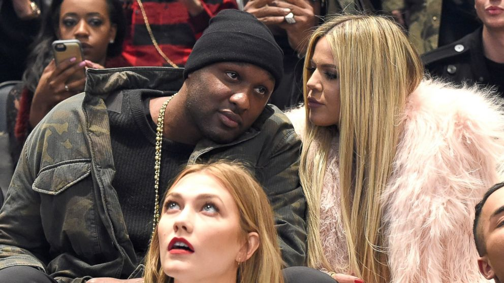 Khloe Kardashian Tells Lamar Odom She D Get Married To Him Again If You Re Lucky Abc News