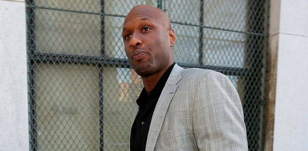 PHOTO: NBA player Lamar Odom attends a custody hearing at New York State Supreme Court in this March 5, 2013 file photo in New York City.