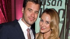 PHOTO: William Tell and Lauren Conrad attend the Designs For The Cure gala for Susan G. Komen for the Cure in Los Angeles, Oct. 13, 2012.