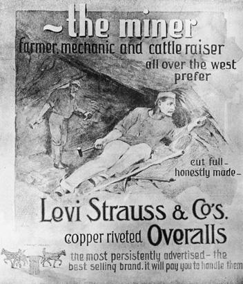 140 Years of Levi-Strauss Jeans