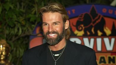 "PHOTO: Winner Brian Heidik at ""Survivor: Thailand Finale and Reunion Show"" at CBS Television City in Los Angeles, Ca. Dec. 19, 2002."