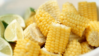 PHOTO: Chili Lime Corn on the Cob