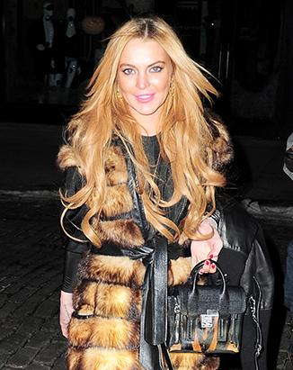 Lindsay Lohan: Back and Better Than Ever!