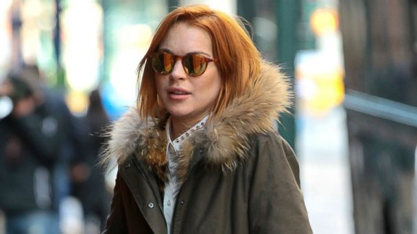 gty lindsay lohan kb 140328 16x9 608 Why is Lindsay Lohan Completely Destroying a Car?