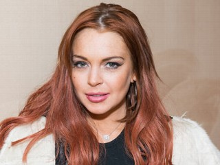 Lindsay Lohan Cuts It Close, Again