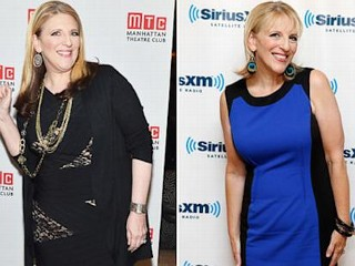 Photos: Lisa Lampanelli Drops 80 Pounds