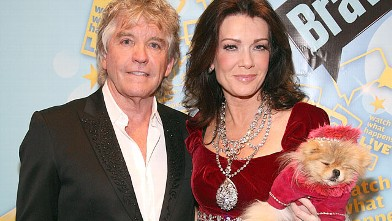 PHOTO: Ken Todd and Lisa Vanderpump attends Bravo's &quot;Watch What Happens Live: Andy's New Year's Party&quot; at the Bravo Club House at the Embassy Row Production Offices, Dec. 31, 2010 in New York City.