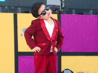 Little PSY Goes Solo