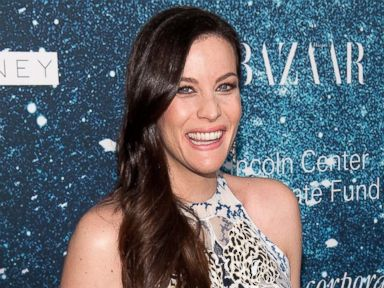 PHOTO: Liv Tyler Covers Her Bump in a Minidress