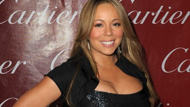 PHOTO: Mariah Carey arrives at the 2010 Palm Springs International Film Festival gala, Jan. 5, 2010 in Palm Springs, Calif.