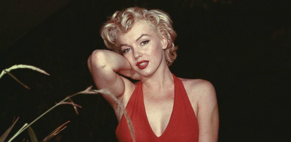 PHOTO: Actress Marilyn Monroe poses for a portrait, circa 1954.
