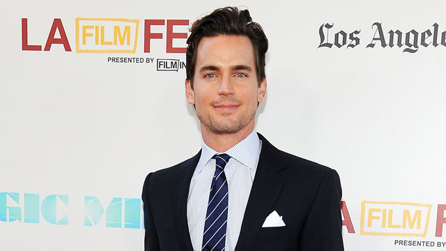 "PHOTO: Actor Matt Bomer arrives at the Premiere of ""Magic Mike"" in Los Angeles, California, on June 24, 2012."