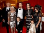 Matthew McConaughey Brings His Adorable Kids to His Awards Ceremony