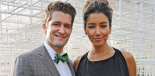 gty matthew morrison renee puente thg 130628 33x16 608 Matthew Morrison Is Engaged