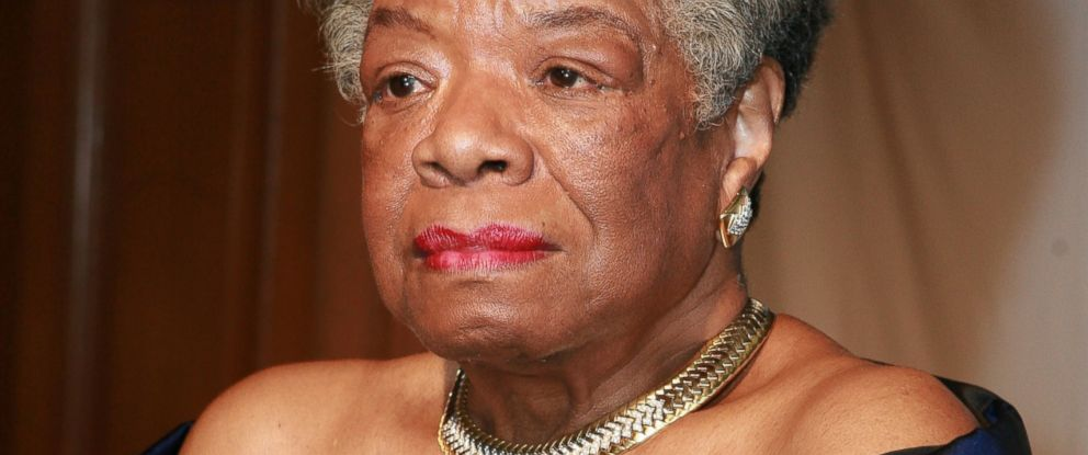 PHOTO: Dr. Maya Angelou is seen in this Nov. 3, 2006 file photo.
