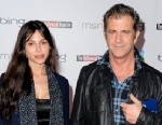 PHOTO: Oksana Grigorieva and Mel Gibson attend The Hollywood Reporters Academy Awards Nominees Cocktail Reception at The Getty House on March 4, 2010 in Los Angeles.