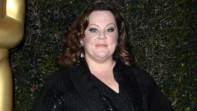 PHOTO: Melissa McCarthy attends the Academy of Motion Picture Arts and Sciences' 3rd annual Governors Awards at Hollywood & Highland Center in this Nov. 12, 2011 file photo in Hollywood, Cali.