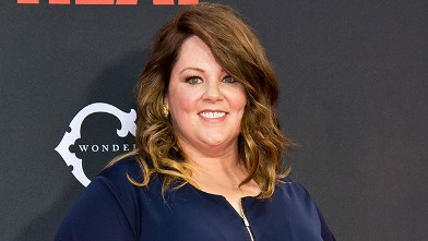 "PHOTO: Melissa McCarthy attends ""The Heat"" premiere at the Ziegfeld Theatre, June 23, 2013, in New York."