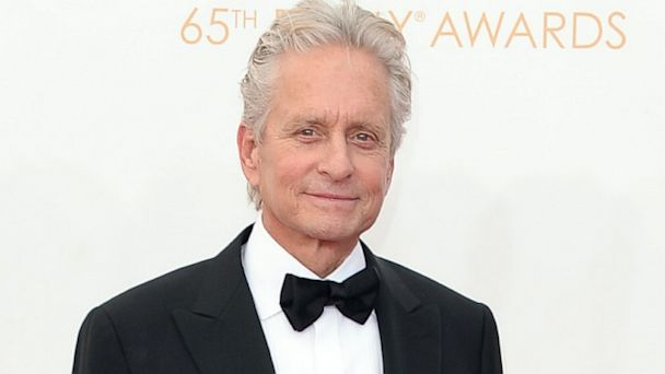 gty michael douglas jtm 130924 16x9 608 Instant Index: Elk Sends Couple on Wild Motorcycle Chase